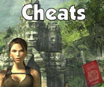 Tomb Raider Cheats