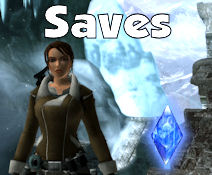 Tomb Raider Saves